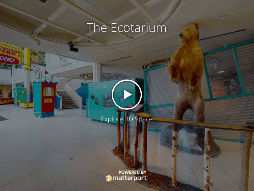 Take a virtual tour of the museum and explore exhibits wherever you are!